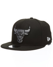 New Era - 9Fifty Chicago Bulls Squad Twist Snapback Hat