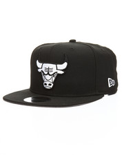 New Era - 9Fifty High Crown Chicago Bulls Snapback Hat