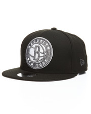 New Era - 9Fifty Brooklyn Nets Squad Twist Snapback Hat