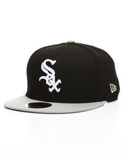 New Era - 9Fifty Chicago White Sox Side Stated Snapback Hat