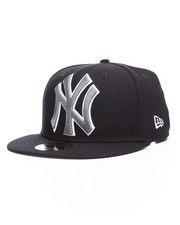 New Era - 9Fifty New York Yankees Squad Twist Snapback Hat