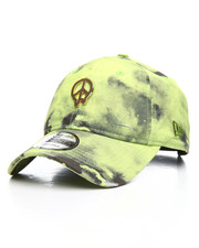 New Era - 9Twenty 90s Grunge Peace Sign Dad Hat