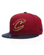 New Era - 9Fifty Cleveland Cavaliers Side Stated Snapback Hat