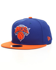 New Era - 9Fifty New York Knicks Side Stated Snapback Hat