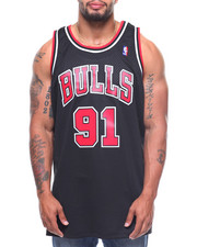 Mitchell & Ness - Chicago Bulls Dennis Rodman Mitchell & Ness Swingman Jersey (B&T)