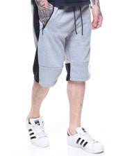 Shorts - TECH SHORT W ZIP DETAIL