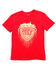 Tops - Drips Graphic Tee (8-20)-2184243