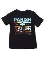Parish - Worldwide Graphic Tee (4-7)
