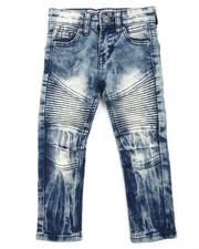 Arcade Styles - Tint Blue Moto Jean (2T-4T)