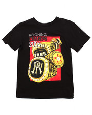 Boys - Rings Graphic Tee (8-20)-2184218
