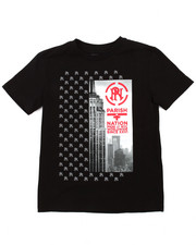 Tops - City Graphic Tee (8-20)