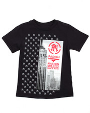 Tops - City Graphic Tee (4-7)