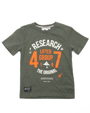 Tops - Original Research Tee (4-7)