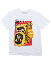 Tops - Rings Graphic Tee (8-20)