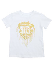 Tops - Drips Graphic Tee (4-7)
