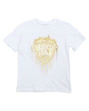 Tops - Drips Graphic Tee (8-20)