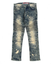 Jeans - Moto Denim Jean (8-20)-2186049