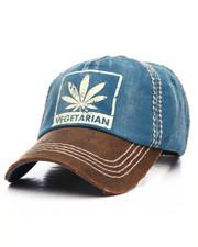 Dad Hats - Vegetarian Vintage Ball Cap