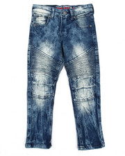 Bottoms - Galaxy Moto Jean (4-7)