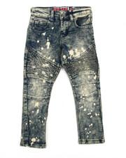 Boys - Moto Denim Jean (4-7)