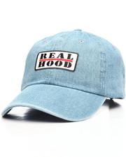 Spring-Summer-M - Real Hood Dad Cap