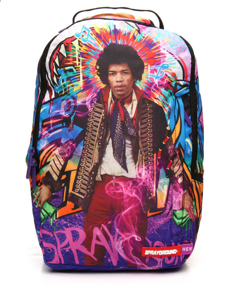 Sprayground - Jimi Hendrix Dream Backpack