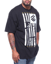 Rocawear - S/S Flag Of Honor Tee (B&T)