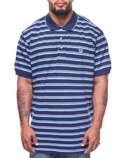 Chaps - S/S Stripe Polo (B&T)-2186810