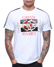 Buyers Picks - S/S Grind Color Striped Tee