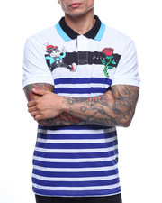 Short-Sleeve - CARTOON & ROSE POLO