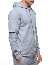 Buyers Picks - SLASHED MOTO ROUCH HOODY