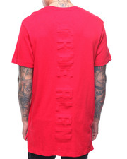 True Religion - EMBOSSED HORSE SHOE AND LOGO TEE-2185485