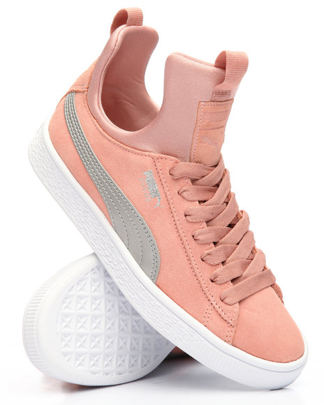 Puma - Suede Fierce Jr Sneakers (4-7)