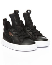 Boys - Suede Fierce AC Inf Sneakers (4-10)