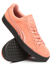 Big & Tall - Suede Classic Badge Flip Em Sneakers-2187225