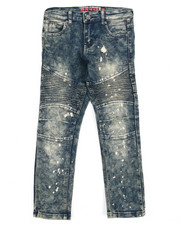 Bottoms - Bleach Moto Jean (4-7)