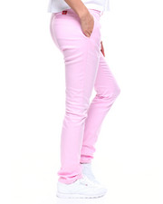 Pants - 4 Pocket Mid Rise Skinny