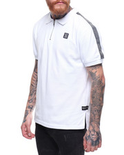 Short-Sleeve - GREEK KEY POLO