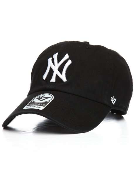 sale retailer d7f9a 57f3b  47 - New York Yankees Clean Up 47 Strapback Cap