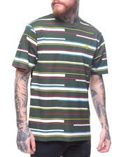 LRG - S/S Tech Stripe Knit