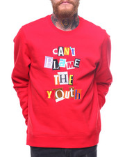 Sweatshirts & Sweaters - Cant Blame The Youth Sweatershirt-2187617