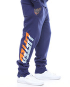 Triple Lifted Joggers