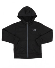 The North Face - Tech Galcier Full Zip Hoodie (6-20)