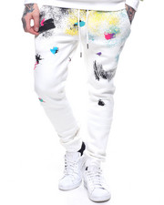 Hudson NYC - Paint JOGGER  Pant