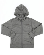 Boys - Tech Galcier Full Zip Hoodie (6-20)