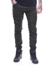 Slim - Moto Twill Jean/Front Pocket By Waimea