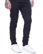 Slim - Moto Twill Jean/Front Pocket (By Waimea)