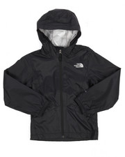 Sizes 7-20 - Big Kids - Zipline Rain Jacket (6-18)