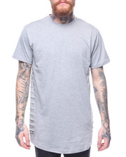Buyers Picks - SS DISTRESSED SIDE PANEL TEE