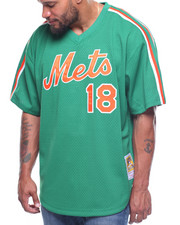 Mitchell & Ness - S/S New York Mets 1988 Darryle Strawberry Pullover Jersey (B&T)